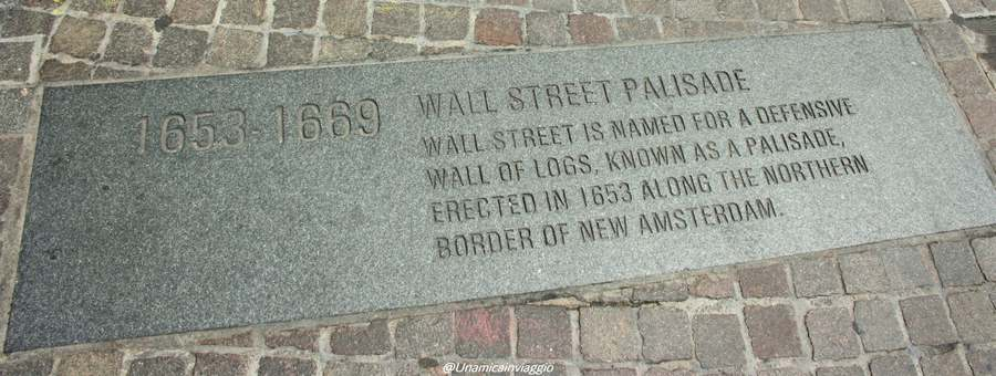 cosa vedere a lower manhattan - itinerario a wall street